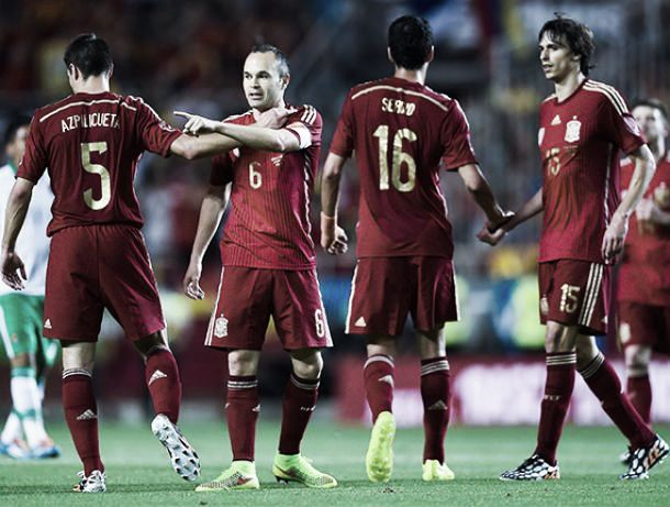Espagne - Chili : la Roja tremble déjà