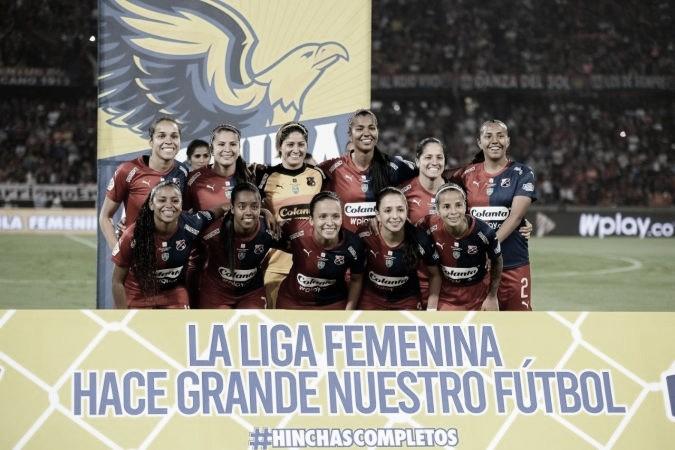 DIM-FI jugará en el grupo D de la Copa Libertadores Femenina 2019