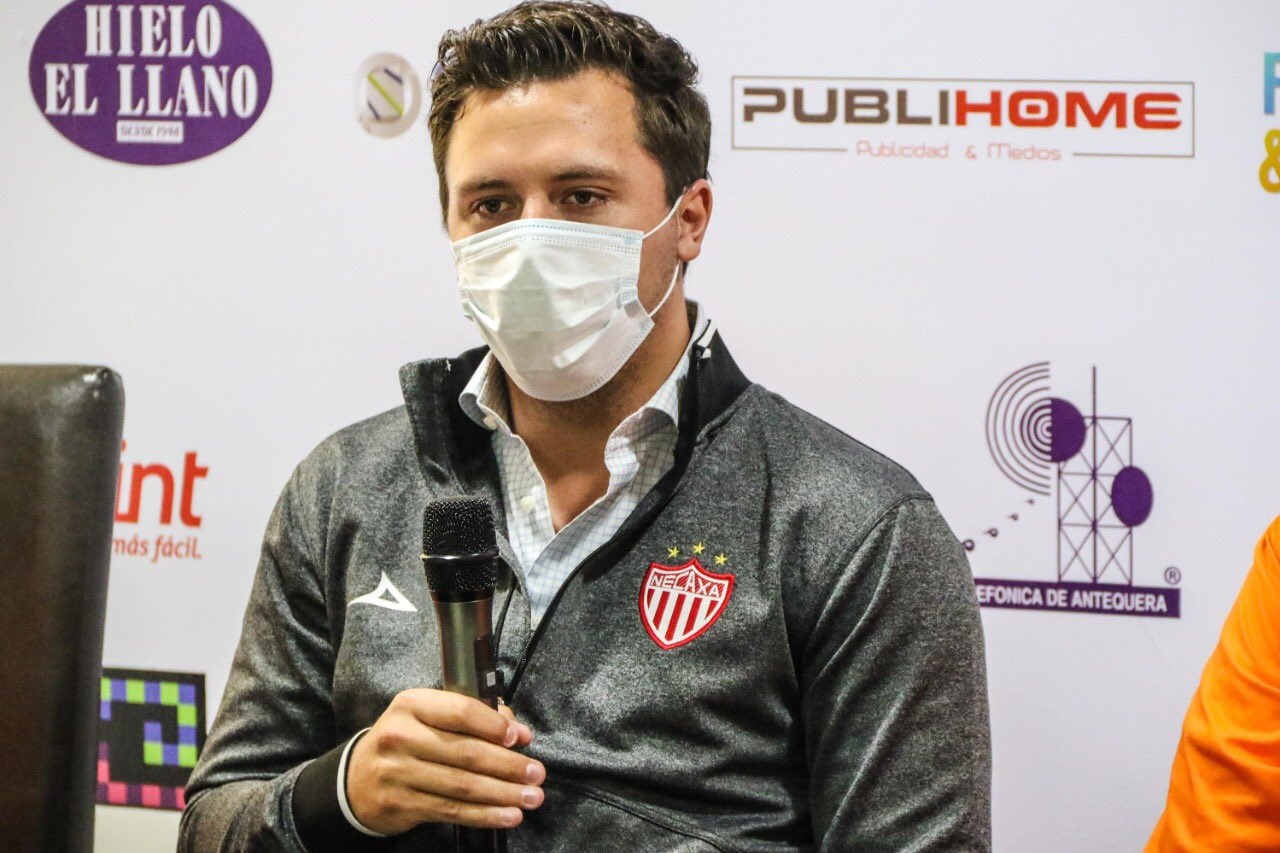 Santiago San Román asume responsabilidad por el mal paso de Necaxa