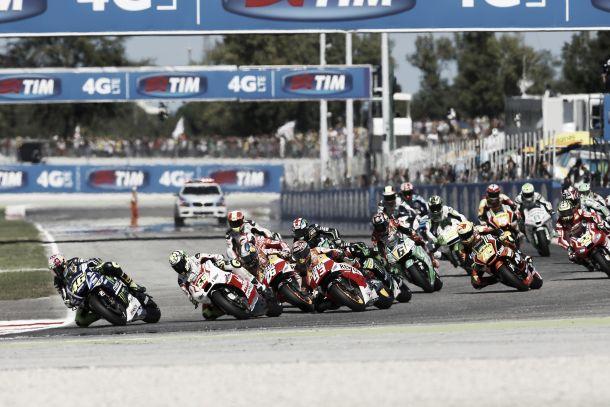 Segundos entrenamientos libres de MotoGP del Gran Premio de Aragón 2014 en vivo y en directo online