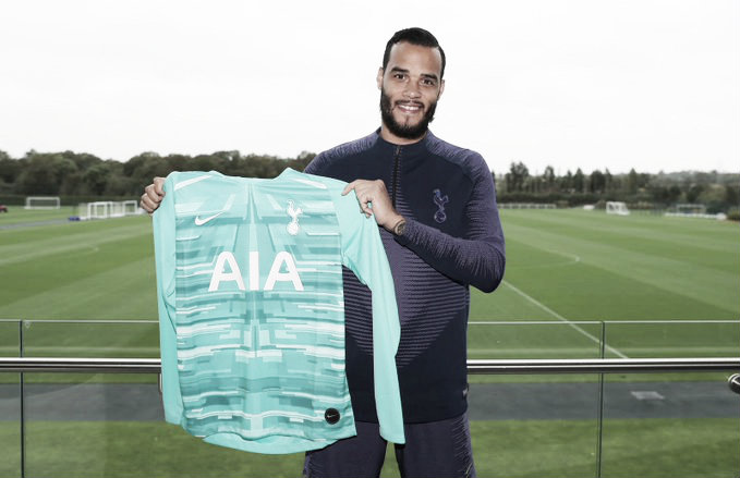 Michel Vorm regresa al Tottenham