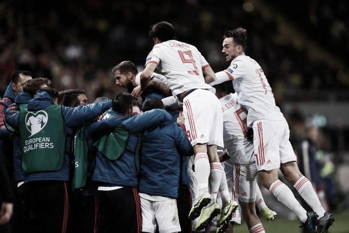 Análisis post partido: España clasificada a la UEFA Euro 2020