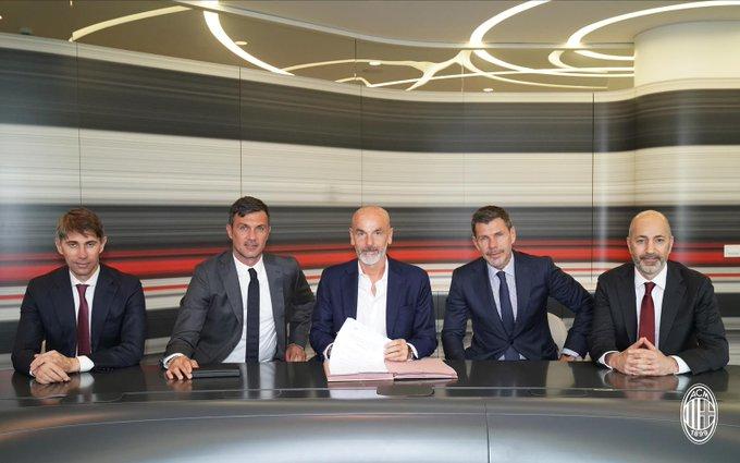 """Milan, ecco Pioli: """"Il mio slogan è vincere. Dobbiamo lottare per la Champions"""""""
