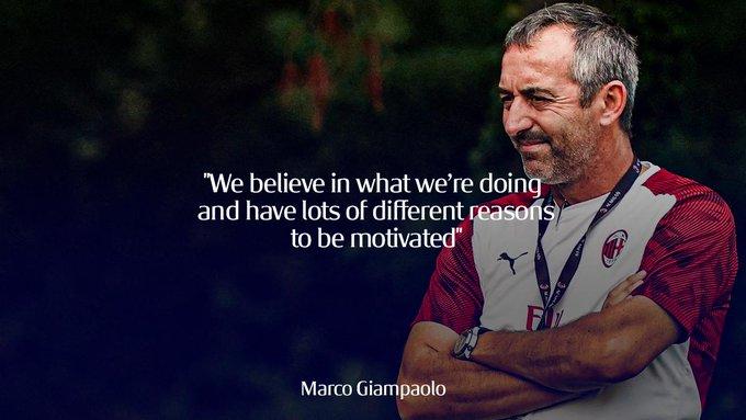 Milan, i convocati per la sfida contro il Genoa e le parole di Giampaolo
