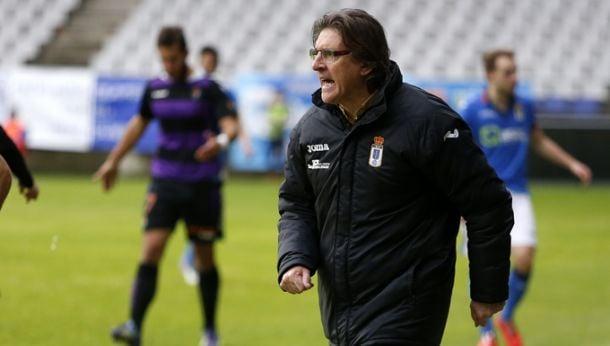 Sergio Egea vuelve al Real Oviedo