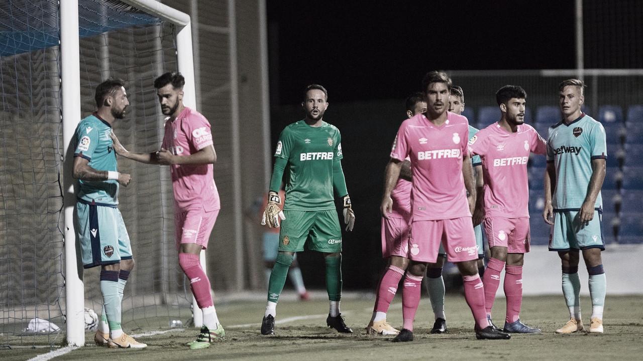 El Mallorca cae en su primer test veraniego (2-1)