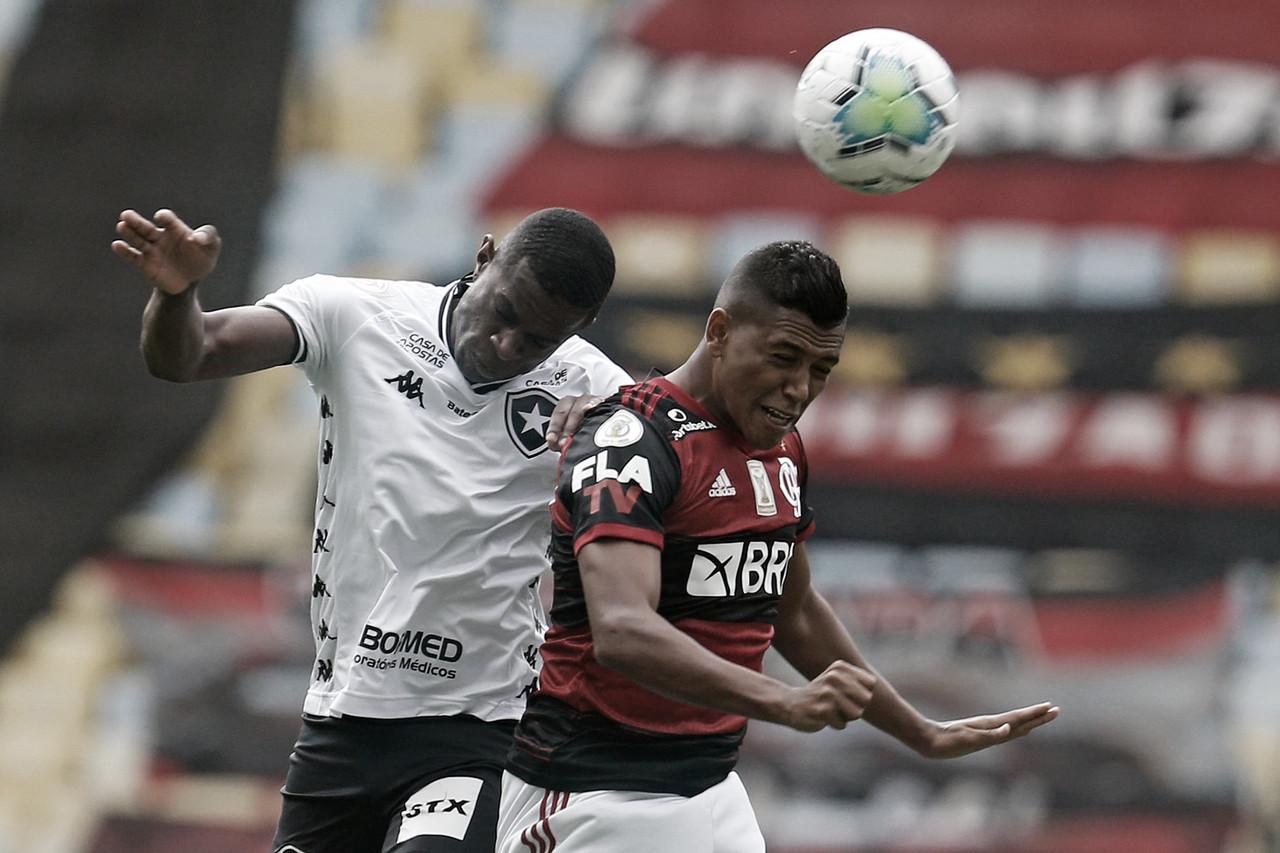 Flamengo e Botafogo pecam em criação e chances reais, mas decidem nos acréscimos