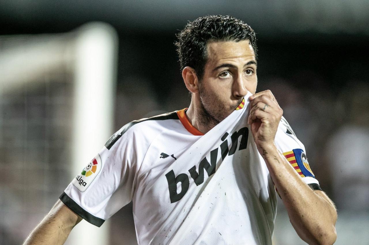 """Dani Parejo: """"Llevar 9 años en un club como el Valencia es un honor y un orgullo"""""""