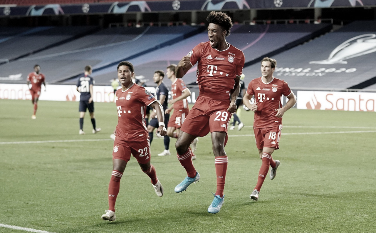 Bayern mantém superioridade tática, derrota PSG e conquista hexa da Champions League