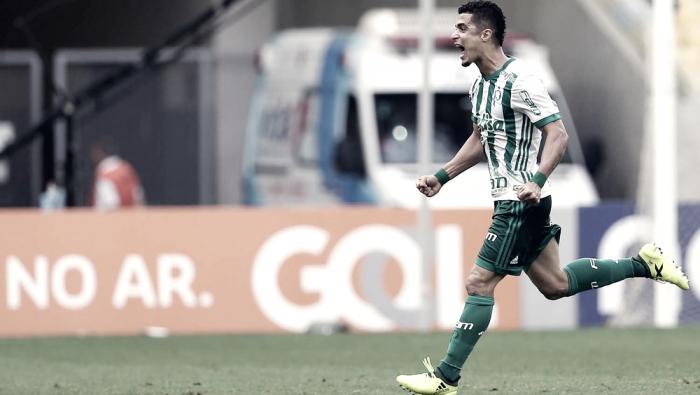Com golaço de Egídio, Palmeiras vence Fluminense no Maracanã e se mantém no G-4