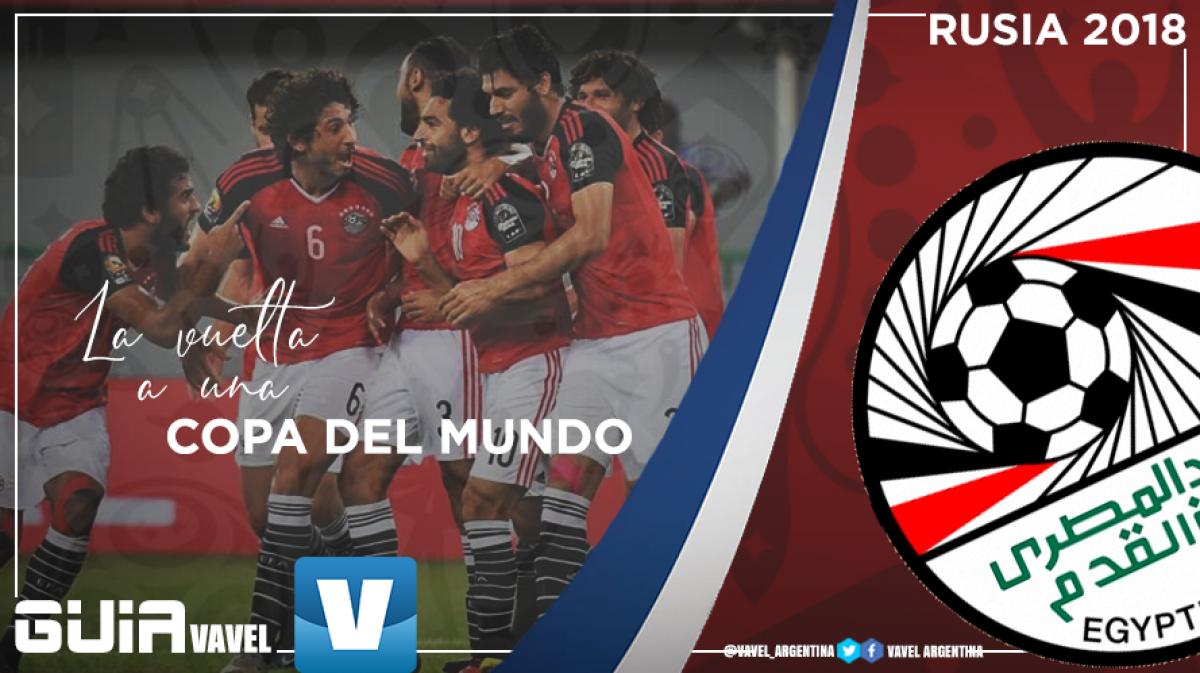 Guía selección egipcia 2018: la vuelta a una Copa del Mundo