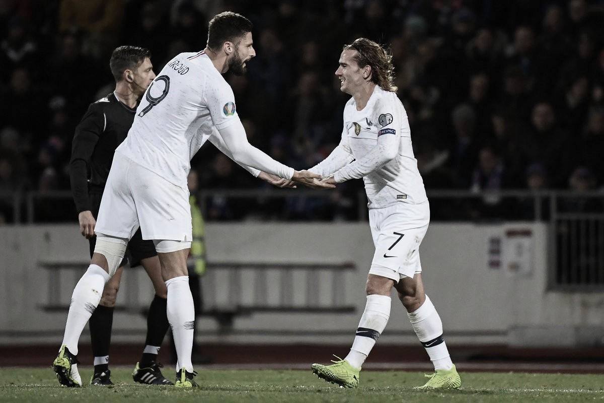 Assistir jogo França x Turquia AO VIVO online pelas Eliminatórias da Eurocopa 2020