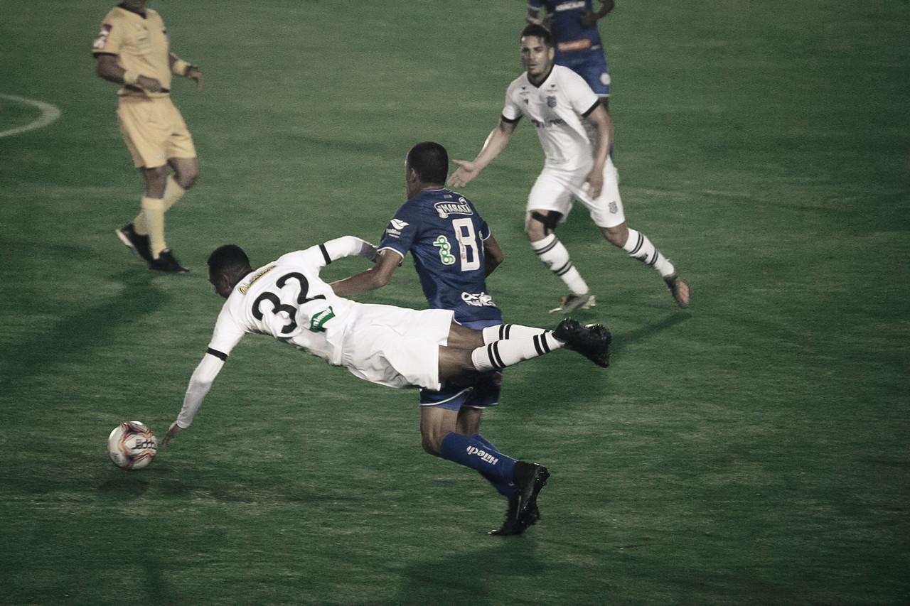 Em jogo com poucas chances de gol, Figueirense e Confiança empatam