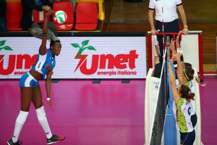 Volley, A1 femminile - Un terza giornata da record!