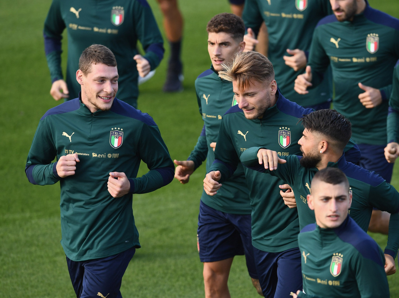Qualificazioni Europei - L'Italia si prepara alla doppia sfida con Grecia e Liechtenstein