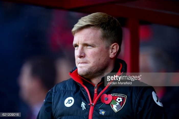 "Eddie Howe reflects on a ""frustrating afternoon"" as the Cherries slip to shock Sunderland defeat"