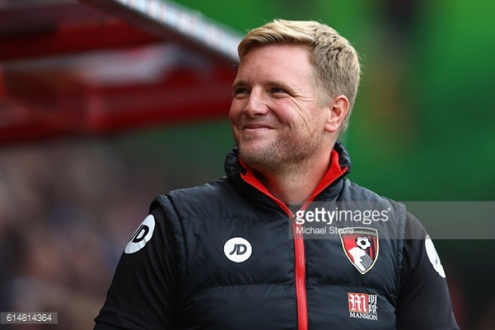 Eddie Howe hails 'faultless' Cherries performance