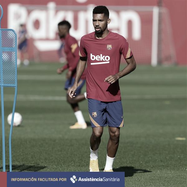 Matheus Fernandes, lesionado en el bíceps femoral
