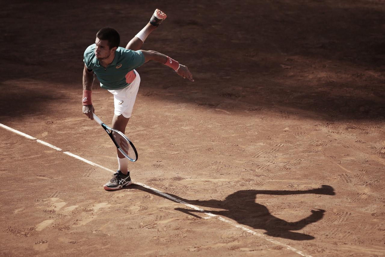 Em reedição das semis do Rio Open, Coric consegue revanche e despacha Garin