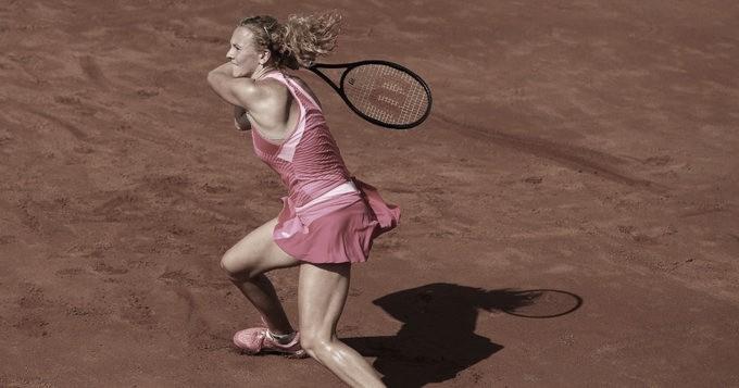 Siniakova desbanca Kerber em Roma e quebra sequência de quatro derrotas seguidas