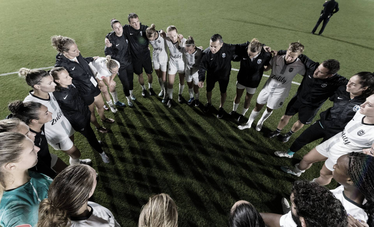 Reign FC had a good season, but now the tough changes have to be considered. | Photo: isiphotos.com via @ReignFC