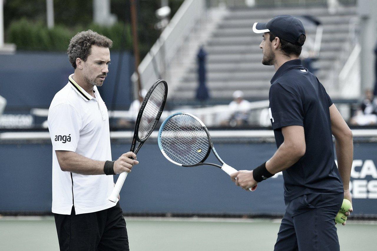 Pavic/Soares derrotam Rojer/Tecau e estão na final de duplas do US Open