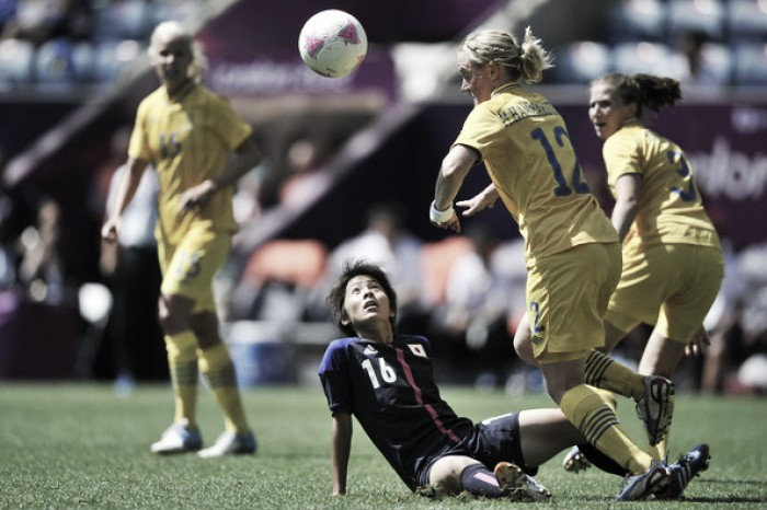 Sweden 3-0 Japan: Substitutes unlock second-half to gift hosts the win