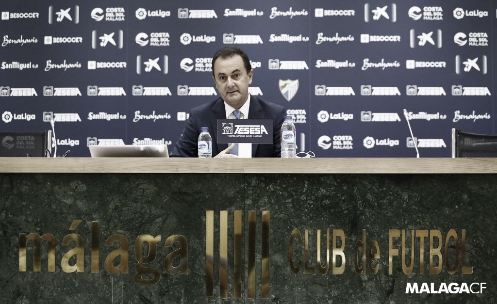 Lebron James adquiere 600 acciones del Málaga CF
