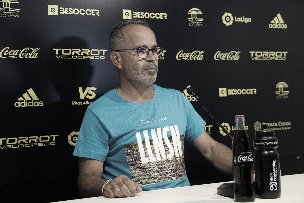 """Álvaro Cervera: """"Mi primera opción siempre será estar en Cádiz"""""""