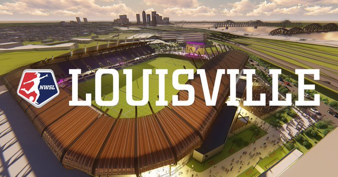 Louisville 2021: The NWSL will have a new team