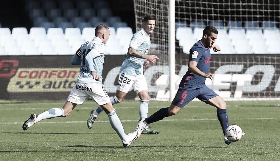 Resumen de Atlético de Madrid vs RC Celta de Vigo en Laliga Santander 2021 (2-2)