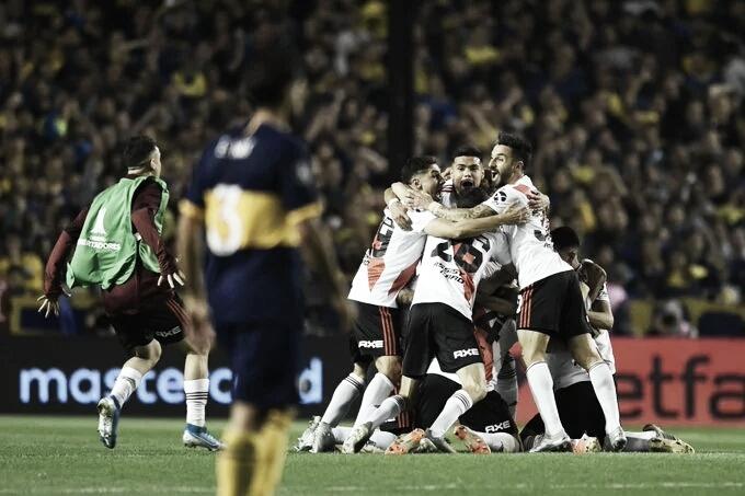 La séptima final de Libertadores