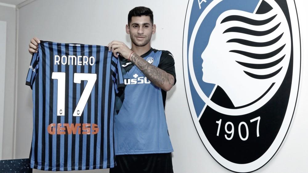 Nova promessa para ser lapidada: Cristian Romero, da Juventus, é emprestado à Atalanta