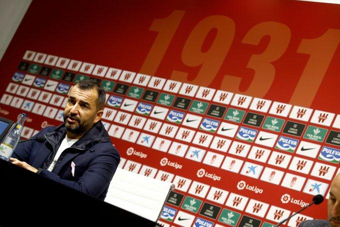 """Diego Martínez: """"A disfrutar de los 17 puntos, todavía no hemos hecho nada"""""""