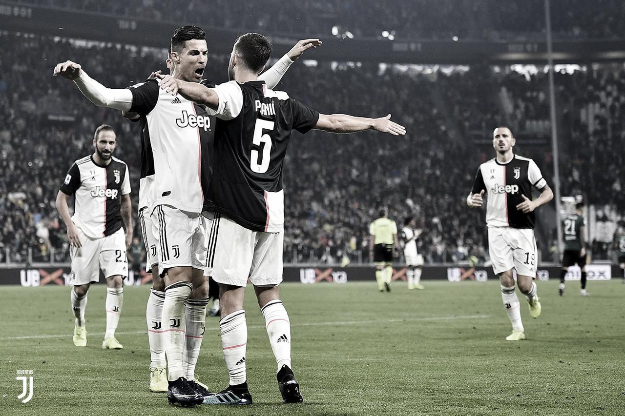 Con falta de acierto, Bolonia perdió frente a la Juventus