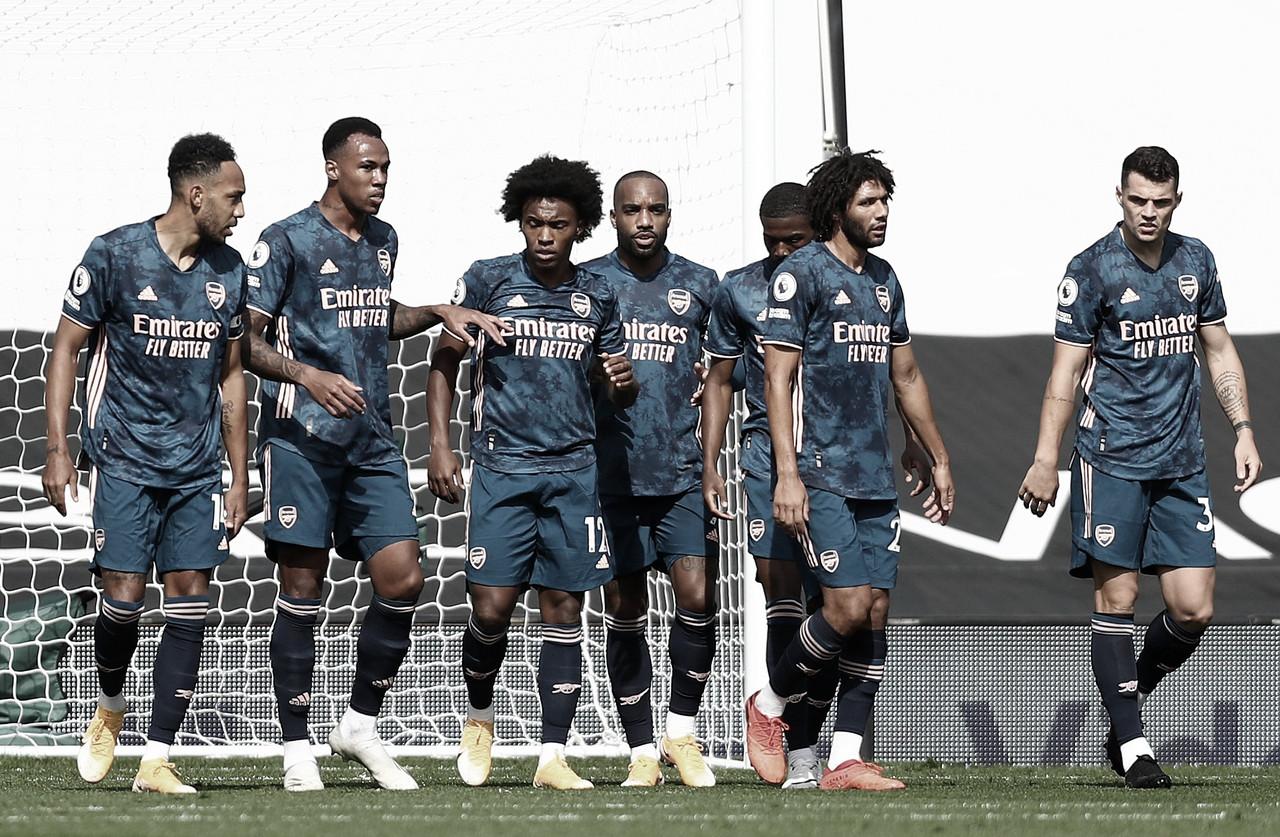 Após boa estreia, Arsenal faz clássico com West Ham pela Premier League