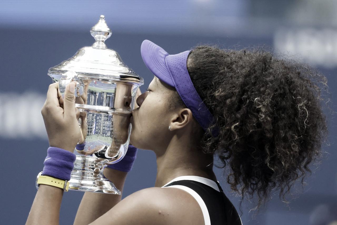 Osaka vence Azarenka de virada em grande final e é campeã do US Open pela segunda vez