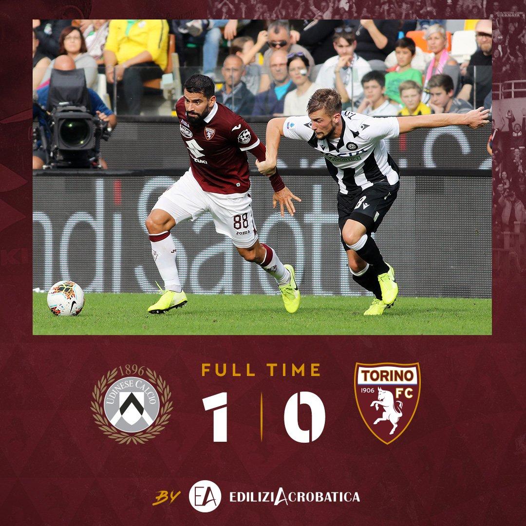 Una buona Udinese mette KO il Torino: Okaka segna la rete decisiva (1-0)