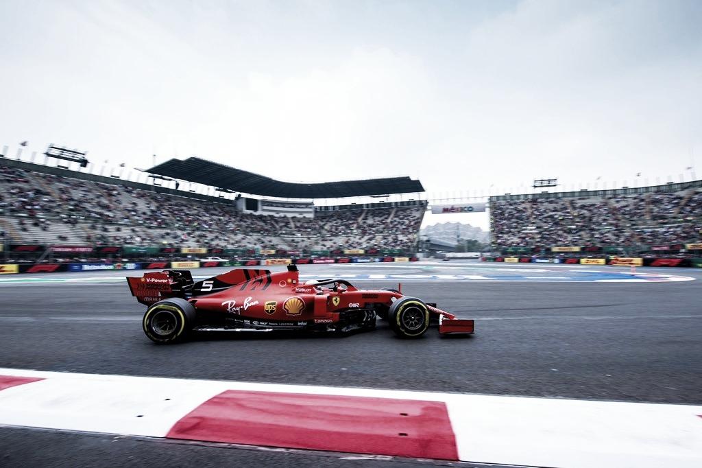 Vettel faz melhor volta no TL2 e é o mais rápido do dia no México