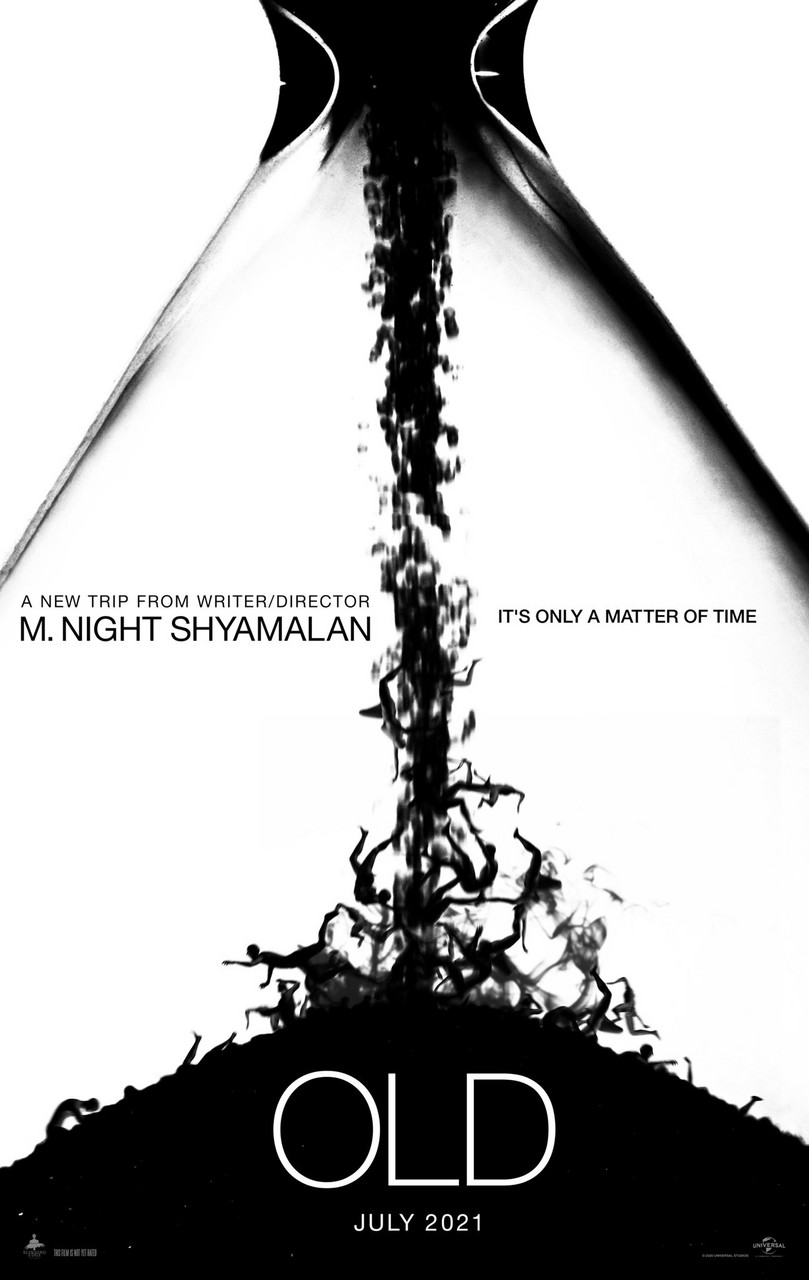 "M. Night Shyamalan presenta ""Old"""