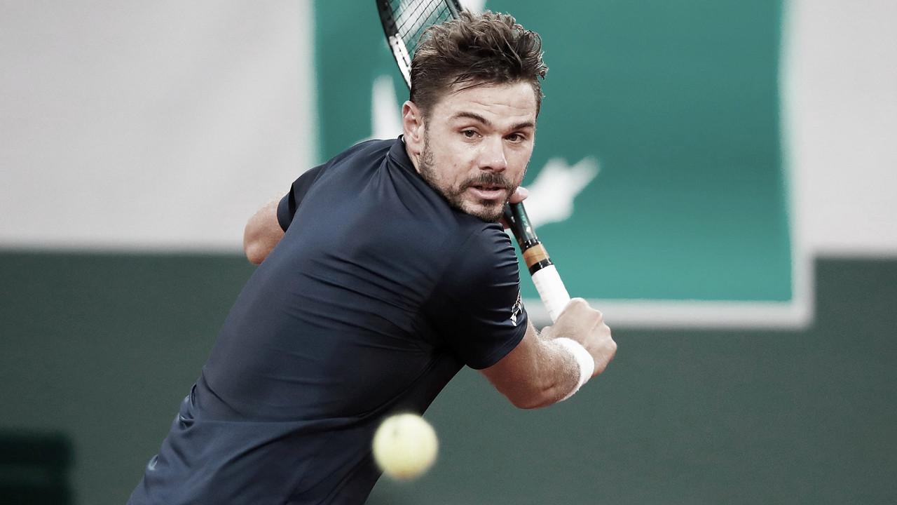Wawrinka atropela Murray e vai à segunda rodada em Roland Garros