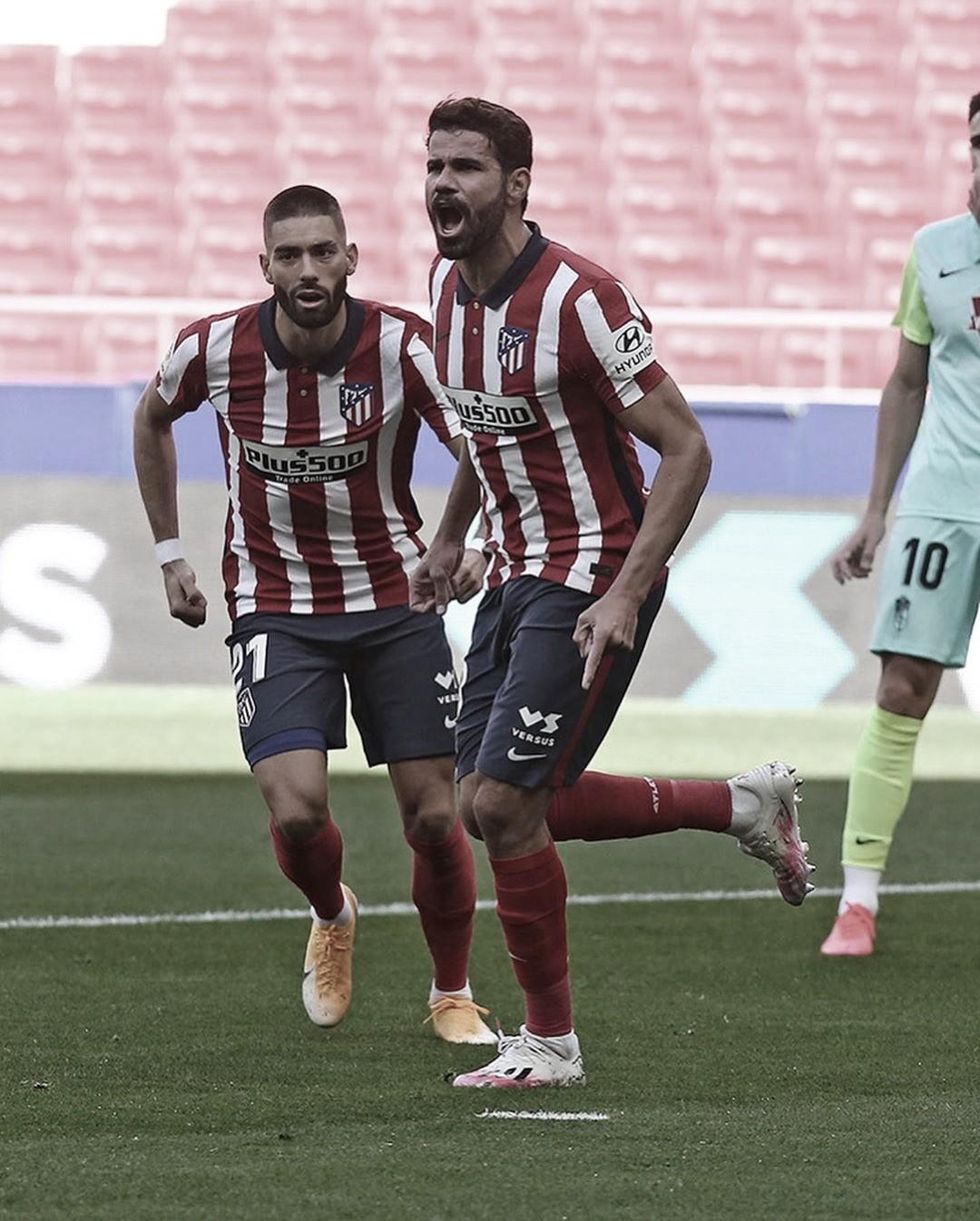 Diego Costa deja el Atlético de Madrid