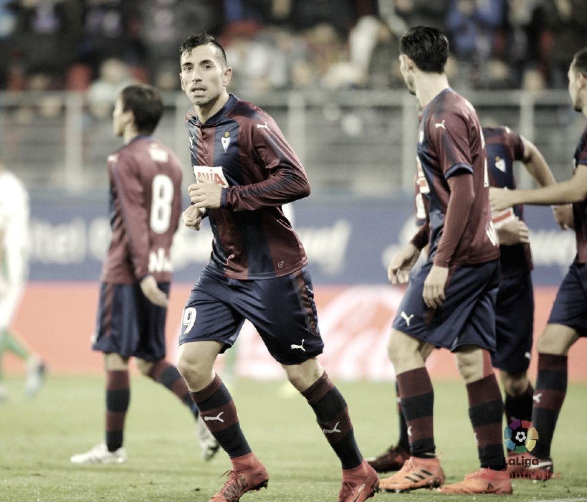 Análisis del rival: La Sociedad Deportíva Eibar, ante su último tren europeo