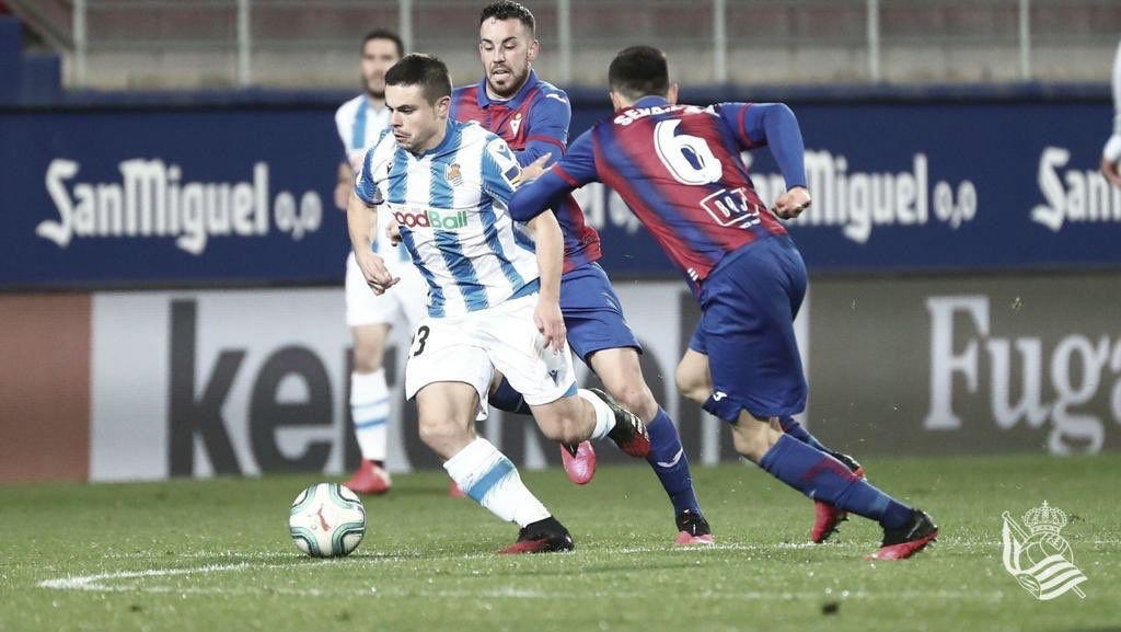 """Imanol Alguacil: """"Estoy contento y orgulloso de cómo se ha comportado el equipo"""""""