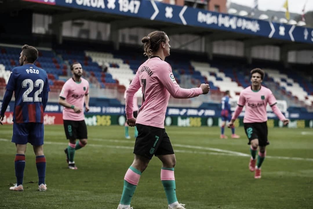 Melancolicamente, Barcelona encerra LaLiga vencendo Eibar