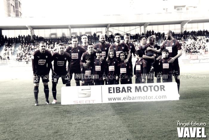 Análisis táctico: Eibar, un estilo camino de Europa