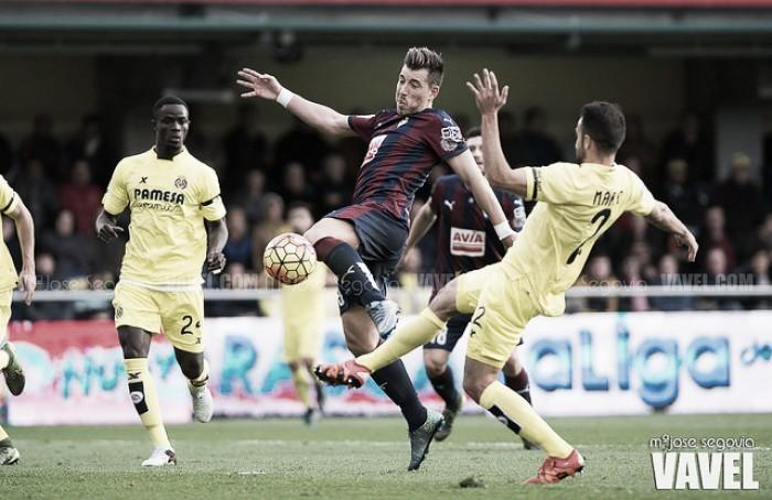 El gol se reparte en Eibar