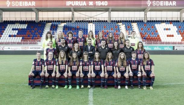 Importante victoria del Eibar femenino