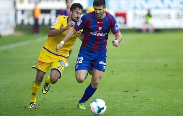 Resultado Alcorcón - Eibar (1-2)