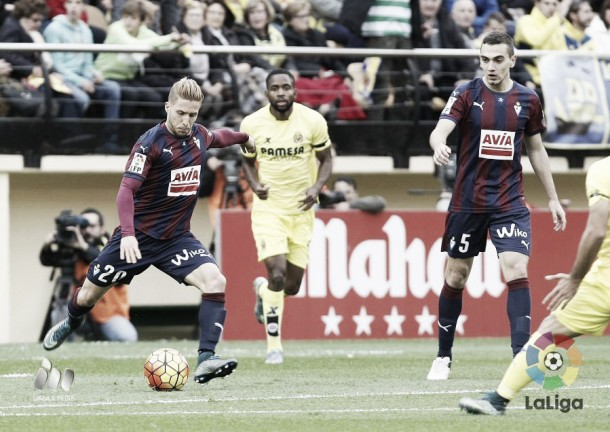 Villarreal 1-1 Eibar: puntuaciones Eibar, jornada 12 de la Liga BBVA